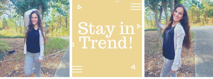 Stay in Trend