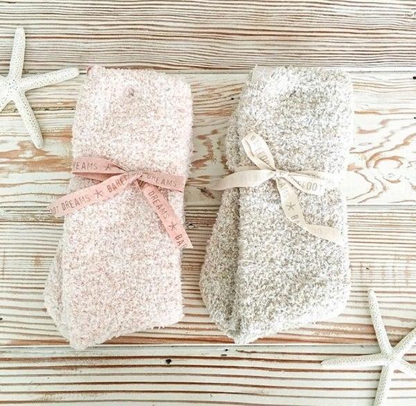 Barefoot Dreams Cozychic Women's Socks