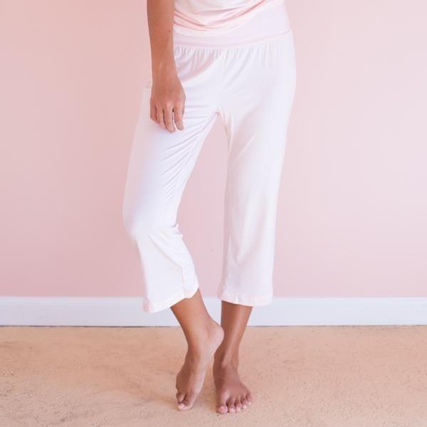 Faceplant Capri Pajama Pants
