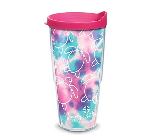 Simply Southern Turtle Tervis Tumbler 24oz