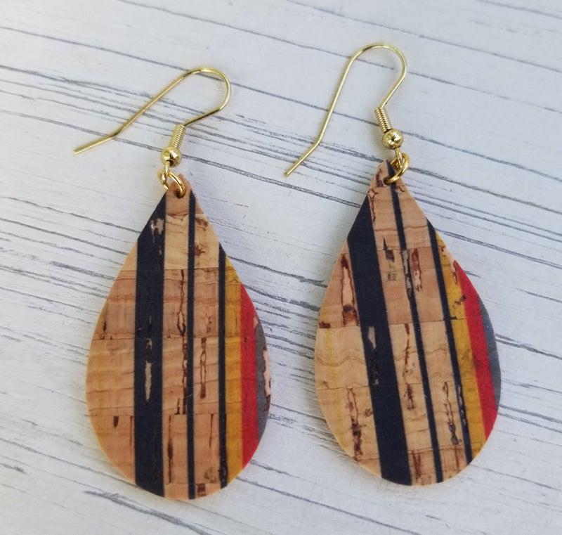 Ace Earrings Small