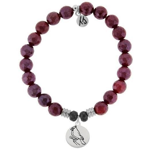 Cardinal Bracelet T. Jazelle
