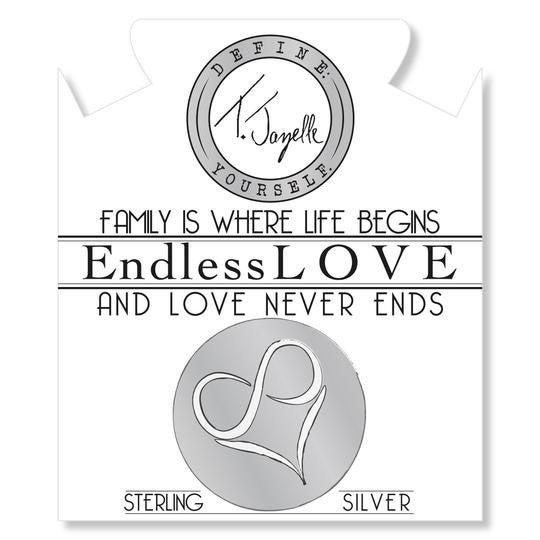 Daughter Endless Love Bracelet T.Jazelle