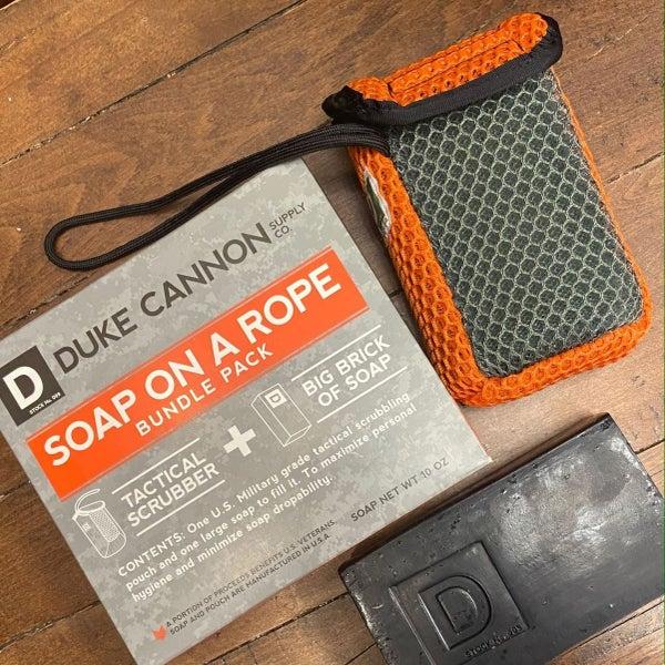 Soap on a Rope Duke Cannon