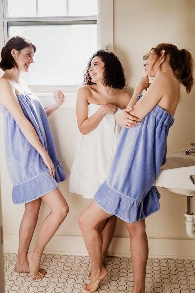 Jadore Spa Towel Wrap