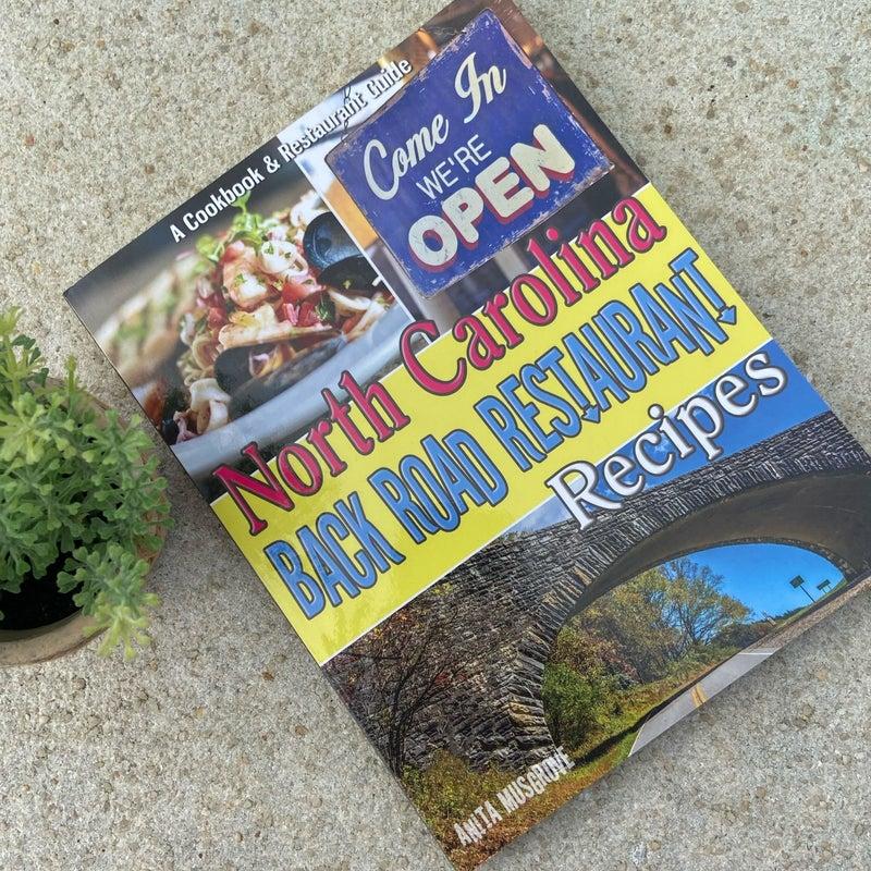 NC Back Road Restaurant Recipes