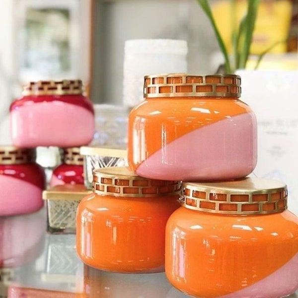Capri Blue Pastel Jar Candle 8oz