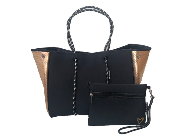preenLOVE Large Tote Golden Night