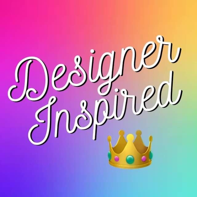 Shop Designer Inspired