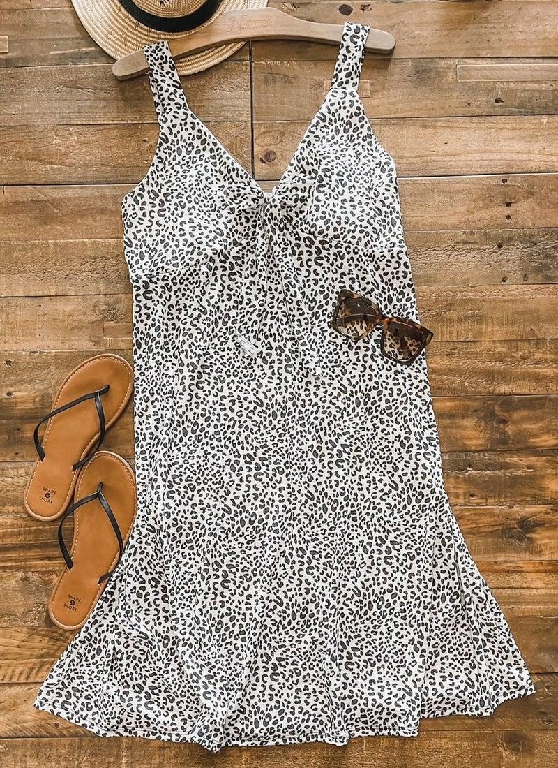 Emery Cheetah Dress