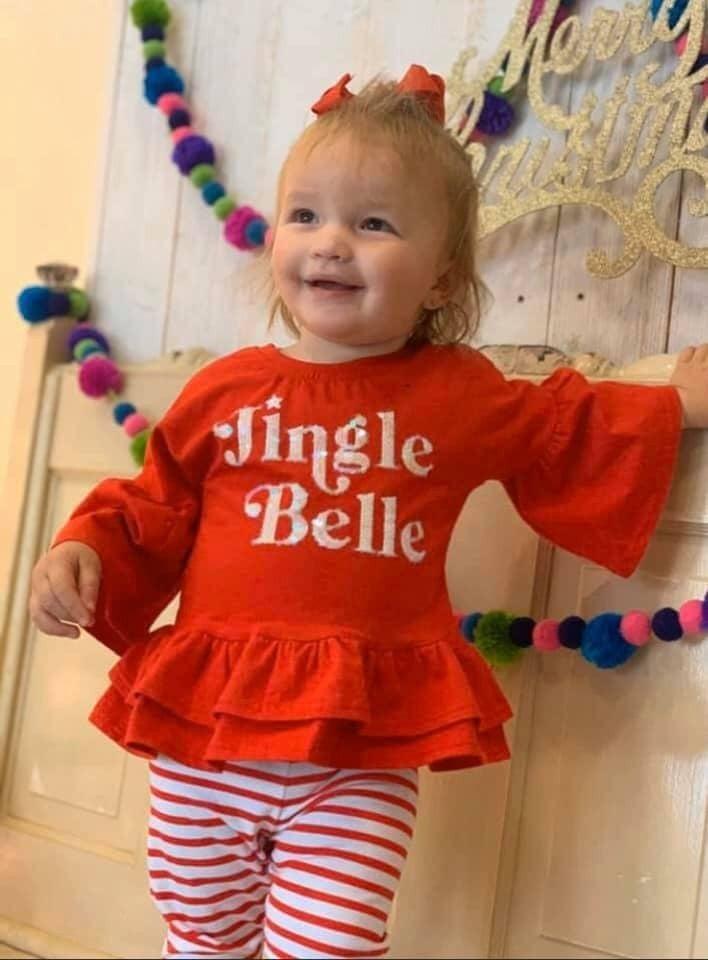 Jingle Belle Top