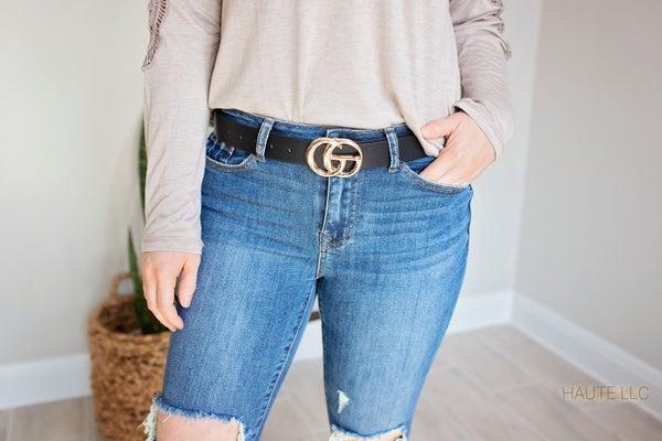 GG Inspired Belt