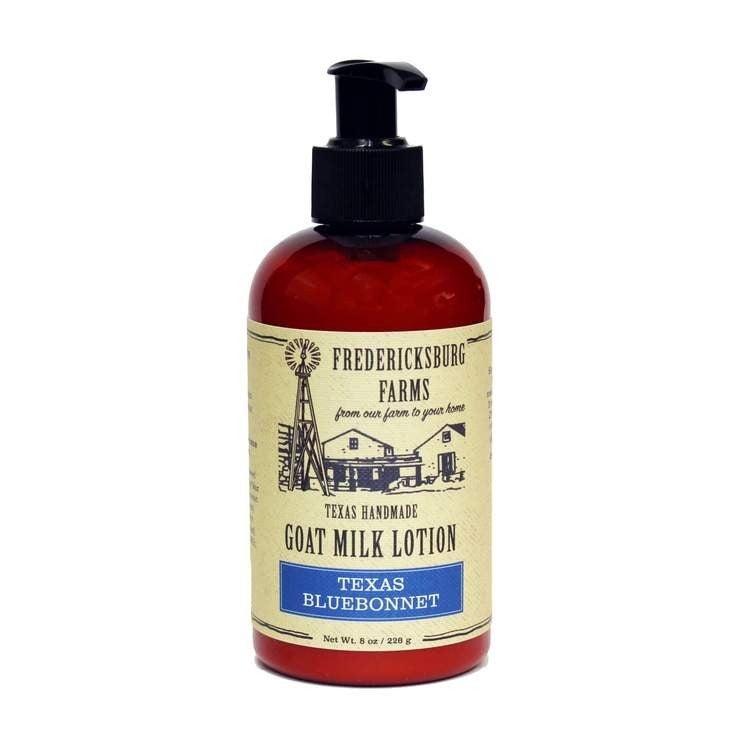 Fredericksburg Farms Goat Milk Lotion *Final Sale*