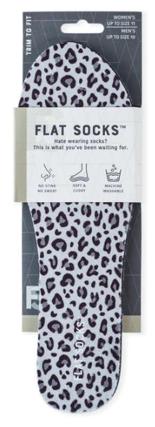 Flat Socks *Final Sale*