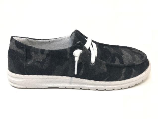 VG Heather Shoe - Camo