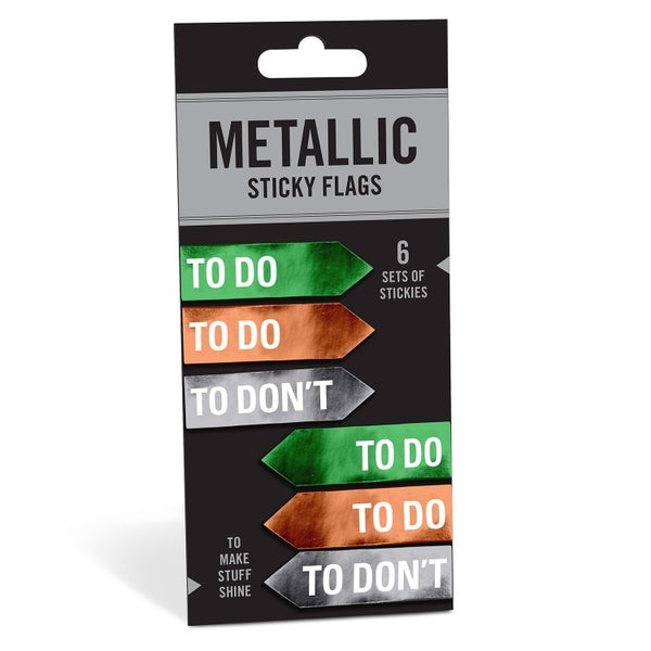 To Do/Don't Do Sticky Flags