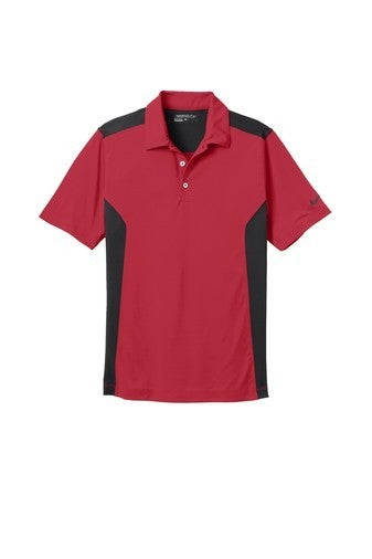 PREORDER Nike Dri-FIT Engineered Mesh Polo - Red/Black *Final Sale*