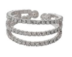 Adjustable Rhinestone Ring *Final Sale*