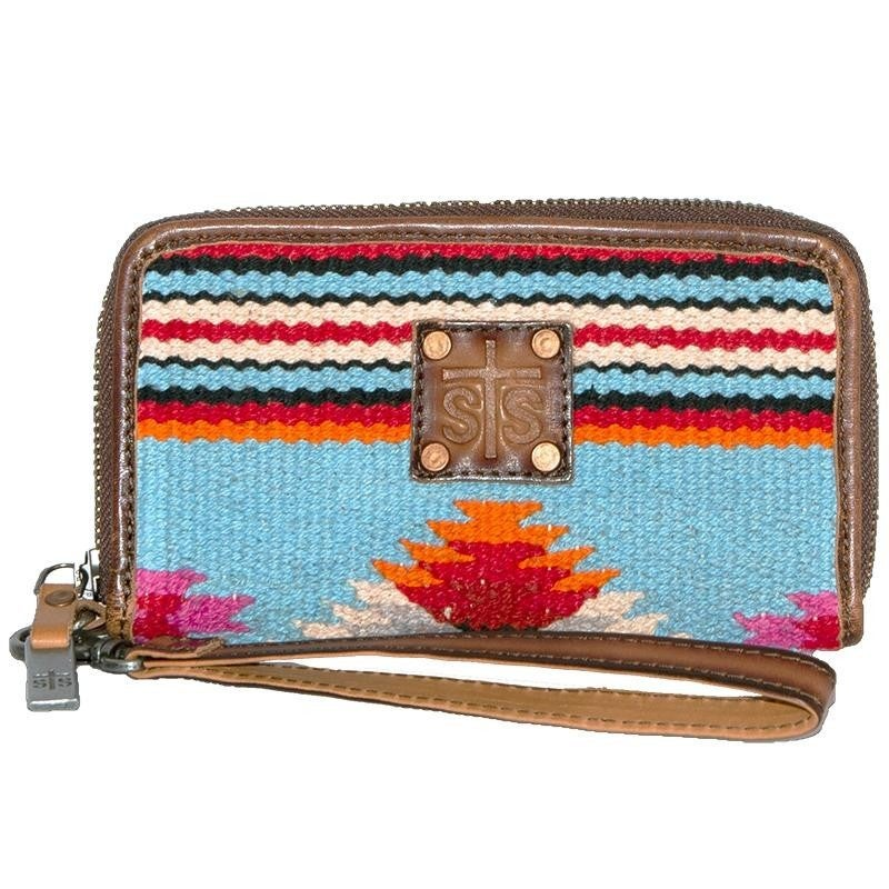 STS Saltillo Rosa Wallet