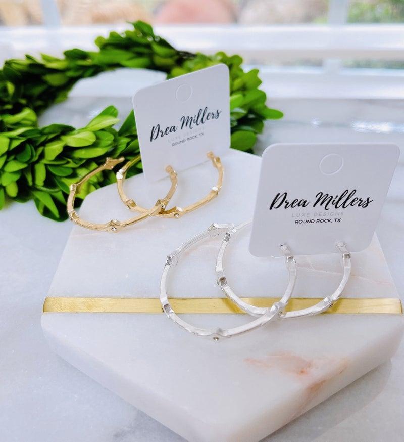 DM Crystal Cove Earrings