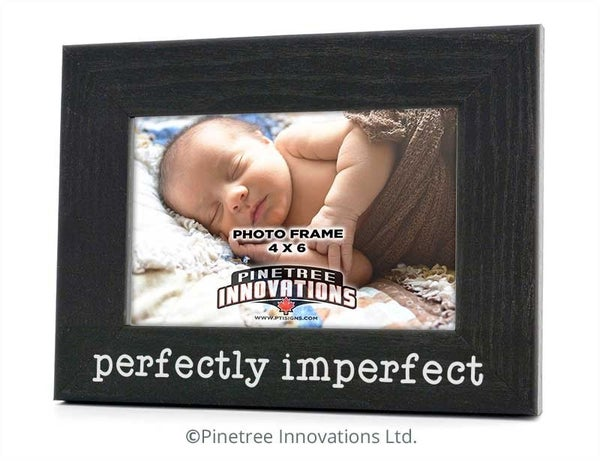 Perfectly Imperfect Photo Frame
