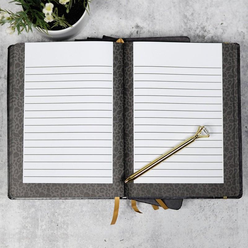 Brilliant Ideas & Other Bullshit Notebook