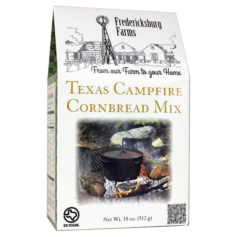 Texas Campfire Cornbread Mix