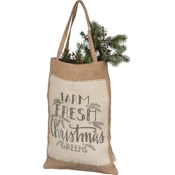 Farm Fresh Hanging Bag