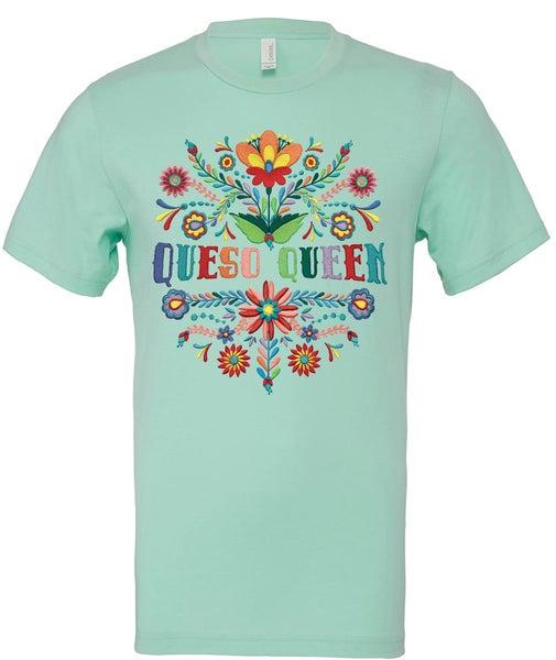 PREORDER Queso Queen Tee