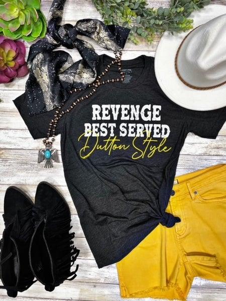 Revenge Dutton Style Tee