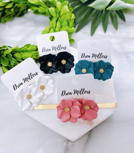 DM Spring Blossom Earrings