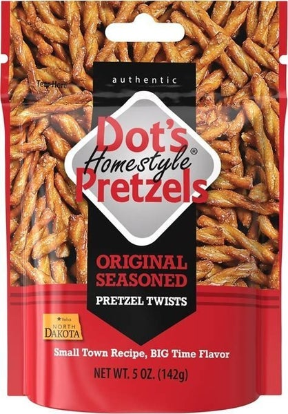 MD Dots Homestyle Pretzels