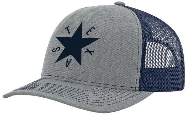 DeZavala Star Trucker Hat