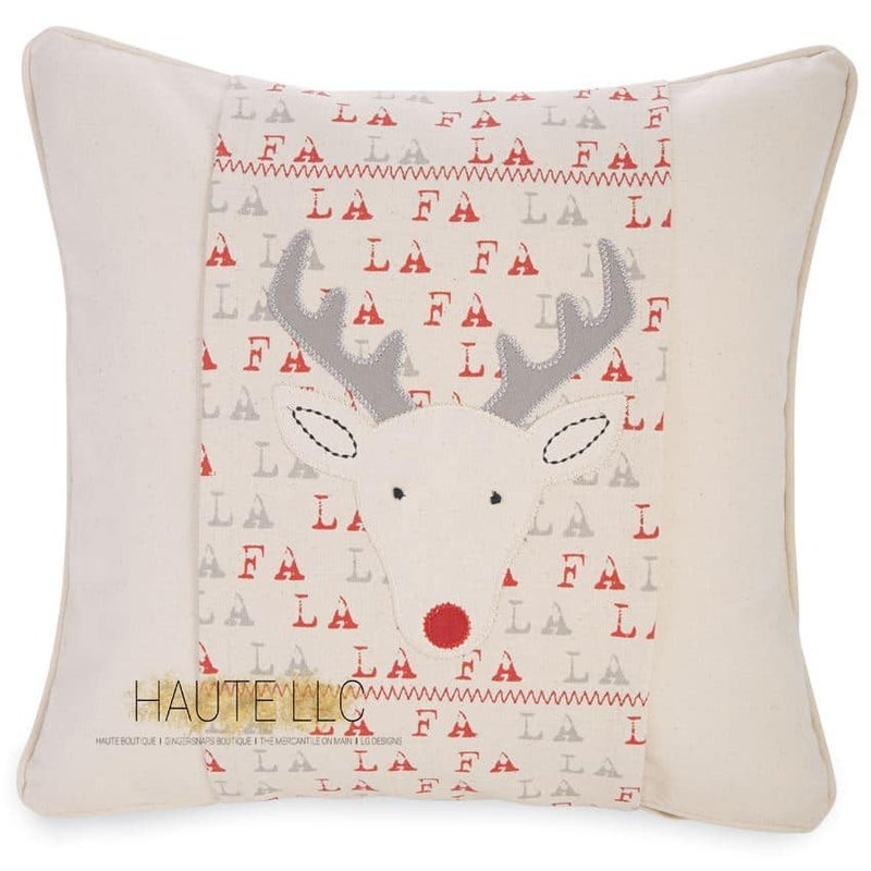 Holiday Pillow Wraps