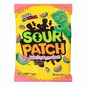 Sour Patch Kids Watermelon 5oz