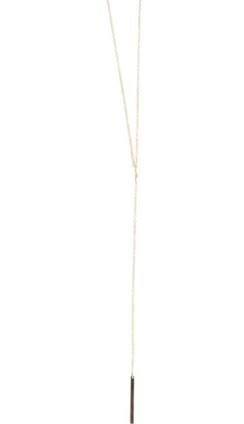 LP Bar Y-Necklace
