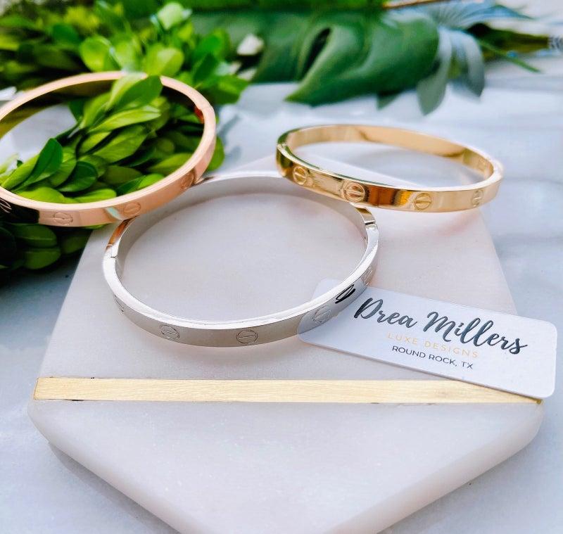DM Cartier Inspired Bracelet