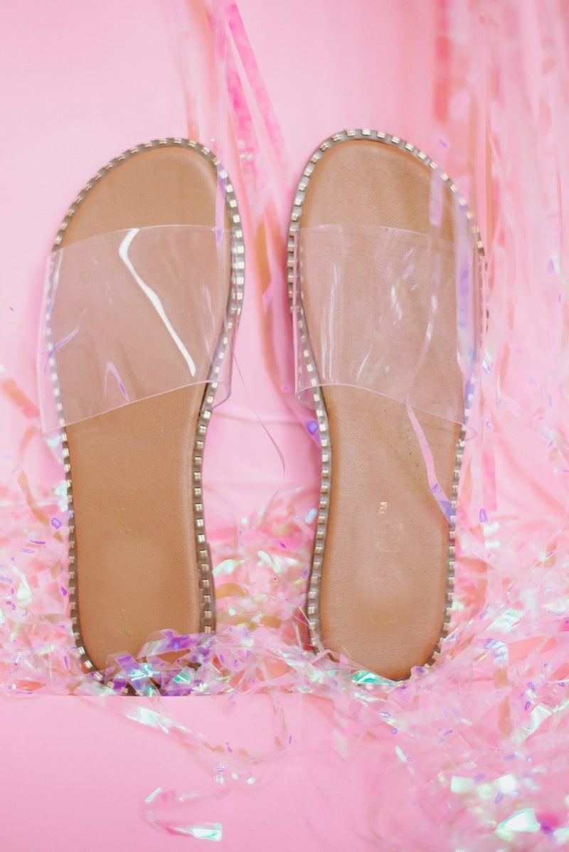 Madden Girl Slip On Sandals