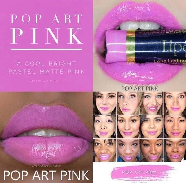 Lipsense Pop Art Pink *Final Sale*
