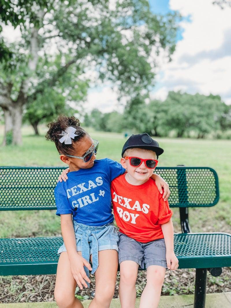 Texas Girl Youth Tee