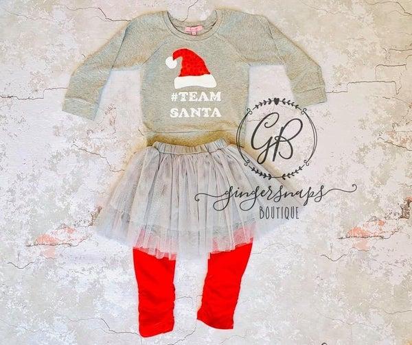 Team Santa Sweatshirt