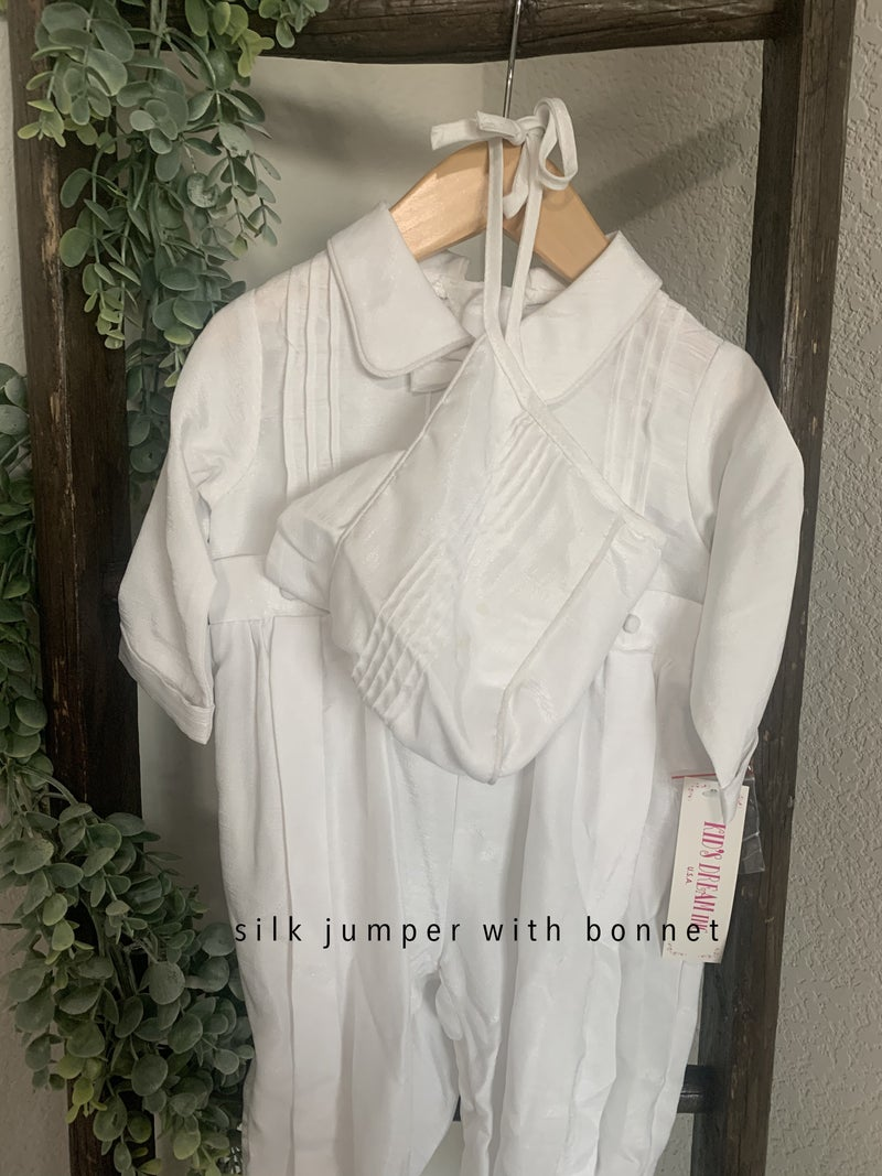 Boy Christening Outfits *Final Sale*