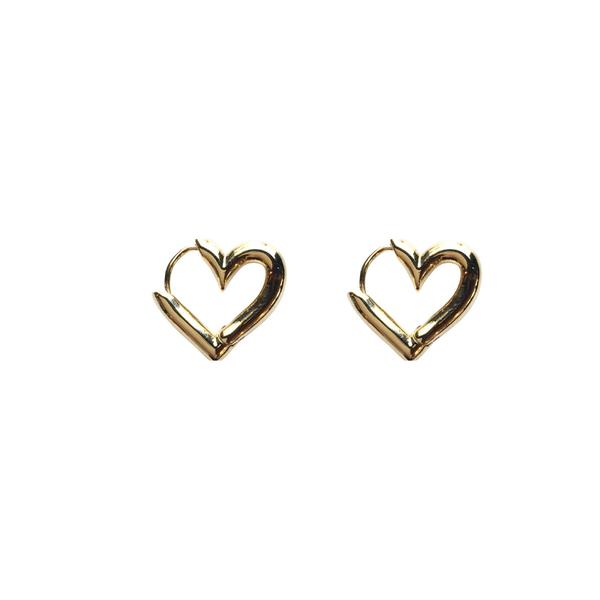 LP Tiny Little Love Huggie Earrings