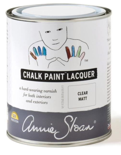Annie Sloan Chalk Paint Lacquer *Final Sale*