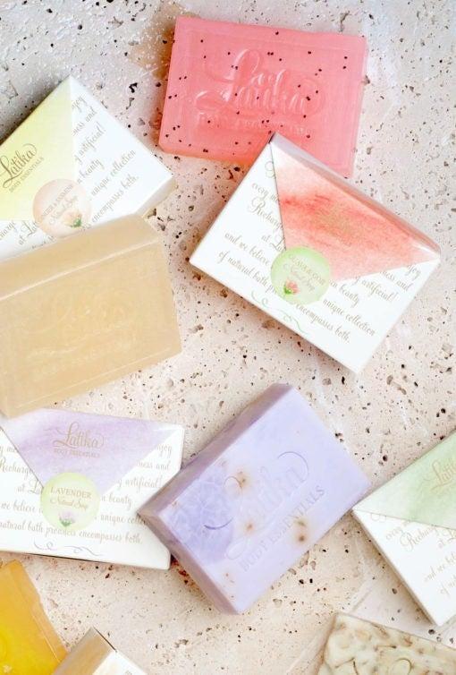 Latika Bar Soap *Final Sale*