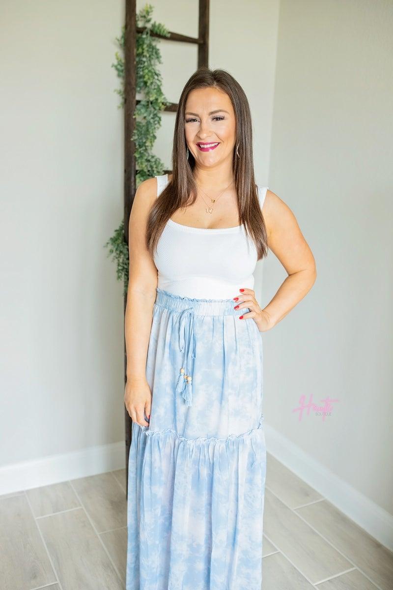 Bonnie Boho Maxi Skirt *Final Sale*