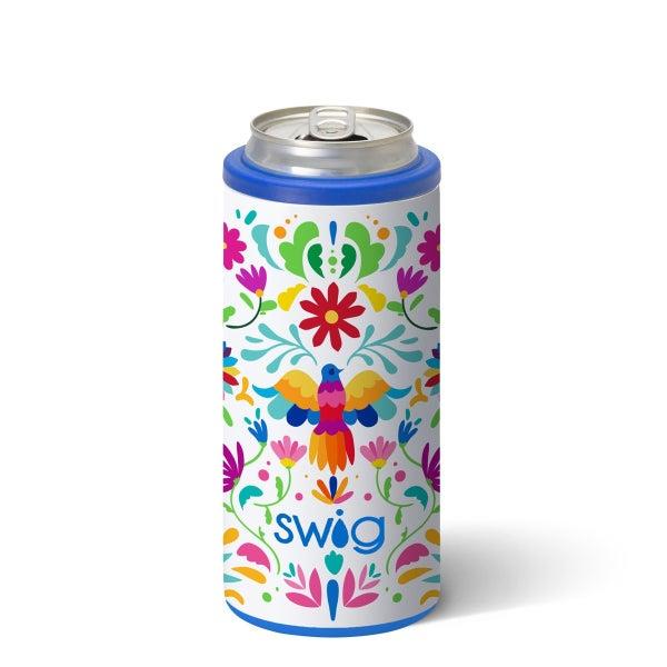 PREORDER Swig Viva Fiesta Skinny Can Cooler (12oz)