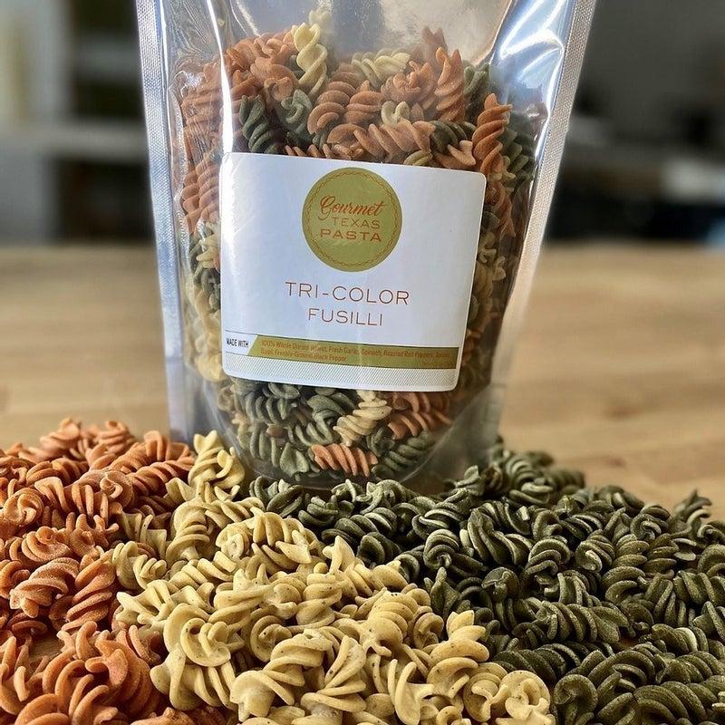 Gourmet Texas Pasta Fusilli