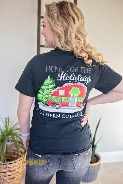 SC Home For the Holidays Tee