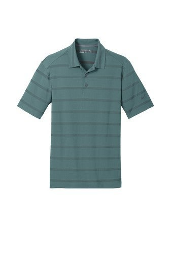 PREORDER Nike Dri-FIT Fade Stripe Polo - Teal *Final Sale*